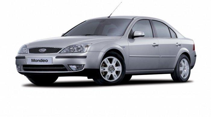 Автомобильные коврики Ford Mondeo III (CD132) (2000 - 2007)
