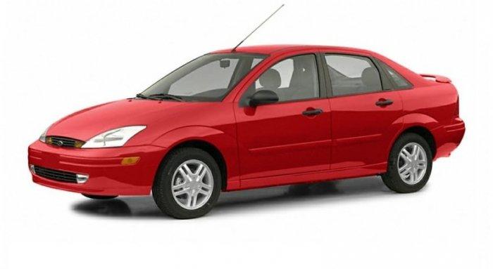 Автомобильные коврики Ford Focus I (C170) Седан (1998 - 2005)
