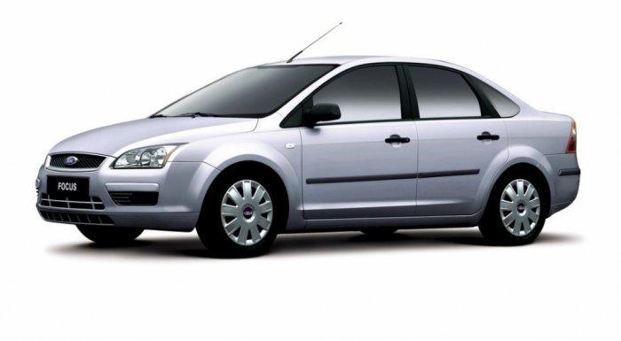 Автомобильные коврики Ford Focus II (C307) Седан (2004 - 2011)