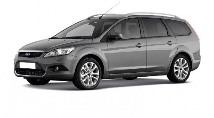 Автомобильные коврики Ford Focus II (C307) Универсал (2004 - 2011)