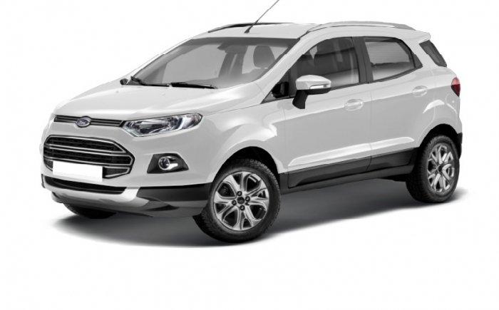 Автомобильные коврики Ford EcoSport II (2014 - 2019) Россия