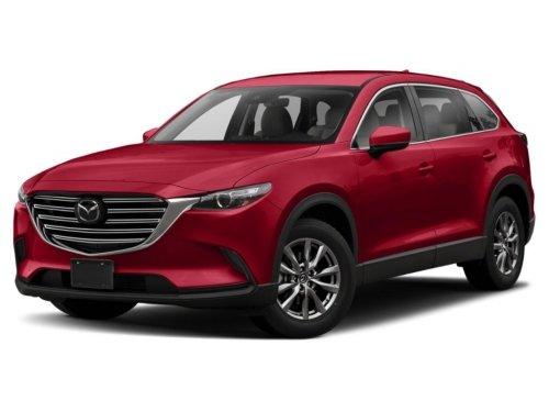 Автомобильные коврики Mazda CX-9 II 5 мест (2016 - ...)