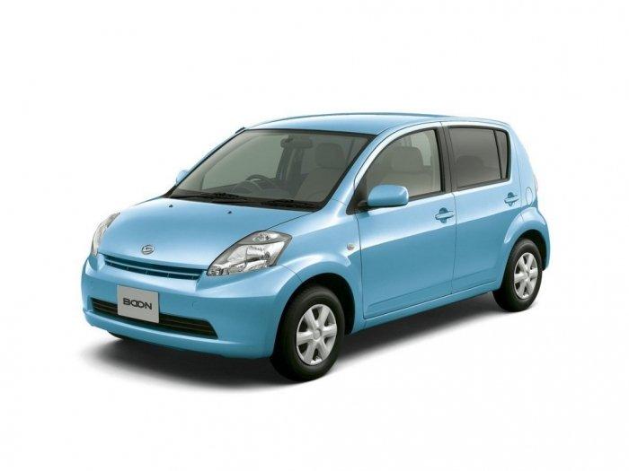 Автомобильные коврики Daihatsu Boon (2004 - 2010)