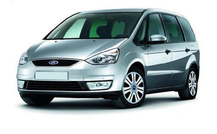 Автомобильные коврики Ford Galaxy II (2006 - 2015)