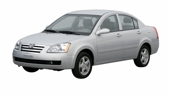Автомобильные коврики Chery Fora (A21) (2006 - 2011)