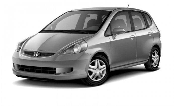 Автомобильные коврики Honda Fit I (GD) (2001 - 2008)