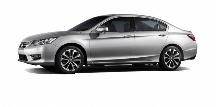 Автомобильные коврики Honda Accord IX (CR) (2013 - 2017)