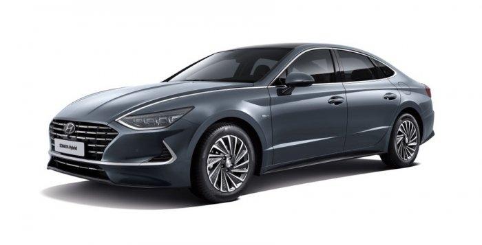 Автомобильные коврики Hyundai Sonata VIII (DN8) (2019 - ...)