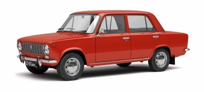 Автомобильные коврики LADA (ВАЗ) 2101 (1970 - 1988)