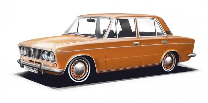 Автомобильные коврики LADA (ВАЗ) 2103 (1972 - 1984)