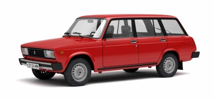 Автомобильные коврики LADA (ВАЗ) 2104 (1984 - 2012)