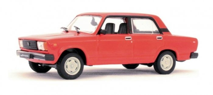 Автомобильные коврики LADA (ВАЗ) 2105 (1979 - 2010)