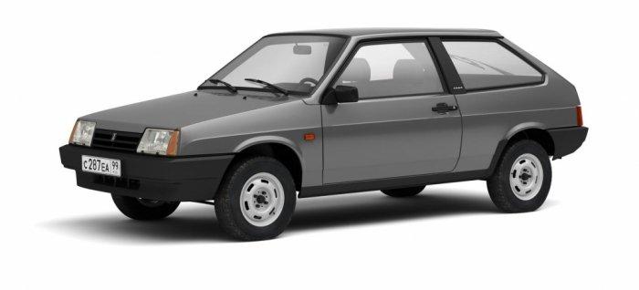 Автомобильные коврики LADA (ВАЗ) 2108 (1984 - 2004)