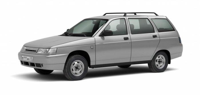 Автомобильные коврики LADA (ВАЗ) 2111 (1997 - 2009)