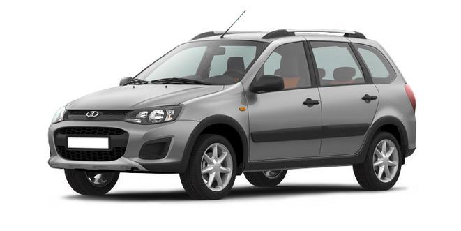 Автомобильные коврики LADA (ВАЗ) Kalina Cross II (2014 - 2018)