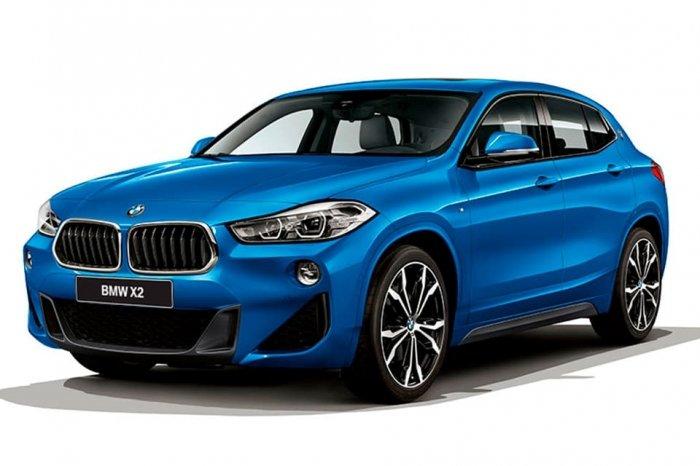 Автомобильные коврики BMW X2 (F39) (2017 - ...)