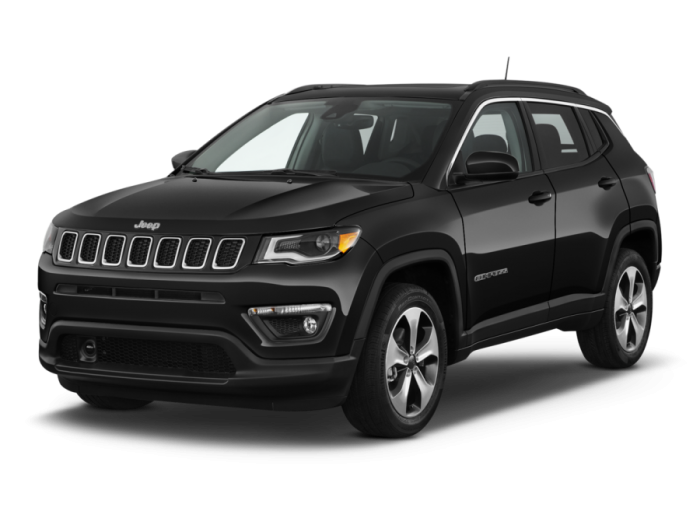 Автомобильные коврики Jeep Compass II (2017 - ...)