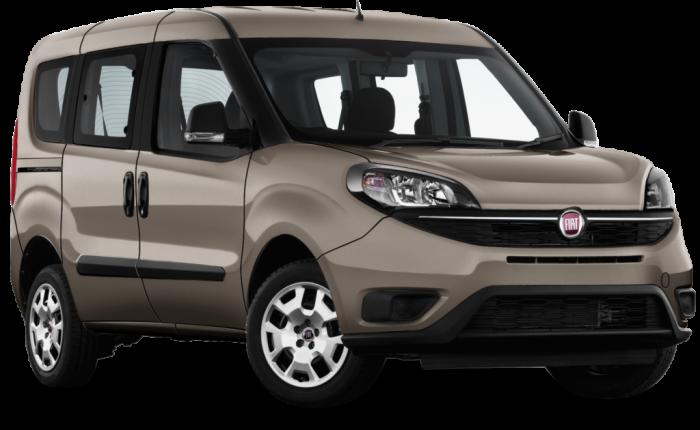 Автомобильные коврики Fiat Doblo II Рестайлинг 7 мест (2015 - 2020)