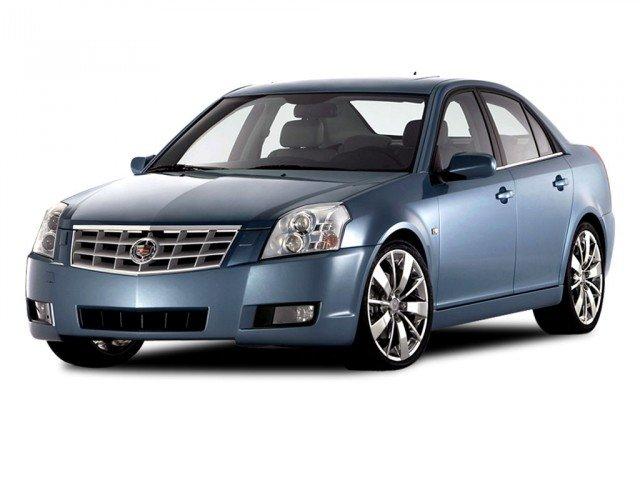 Автомобильные коврики Cadillac BLS (2006 - 2009)