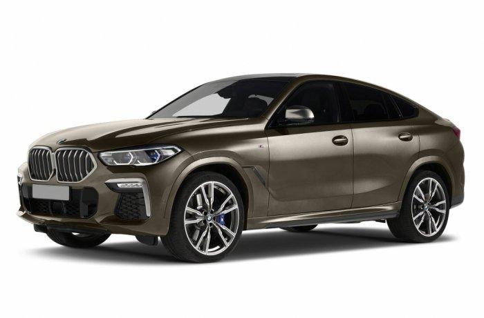 Автомобильные коврики BMW X6 III (G06) (2019 - ...)