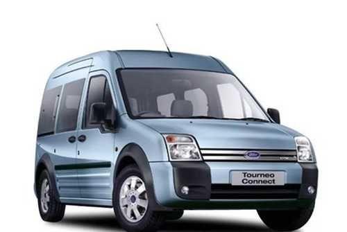 Автомобильные коврики Ford Tourneo Connect I (2002 - 2009)