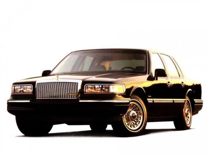 Автомобильные коврики Lincoln Town Car II (1989 - 1997)