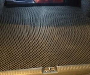 Автомобильные коврики Mitsubishi Galant IX (2004 - 2012)