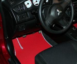 Автомобильные коврики MitsubishiLancer IX универсал (2003 - 2009)