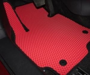 Автомобильные коврики Mitsubishi Outlander I (2001 - 2008)