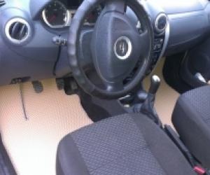 Автомобильные коврики LADA (ВАЗ)Largus (F90) Фургон (2012 -2019)