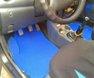 Автомобильные коврики Daewoo Matiz I (1997 - 2015)