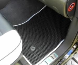 Автомобильные коврики Nissan Pathfinder III (R51) 5 мест (2004 - 2010) Дорестайлинг