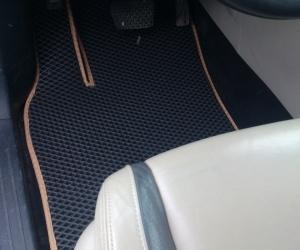 Автомобильные коврики Mazda CX-9 I (2006 - 2012)