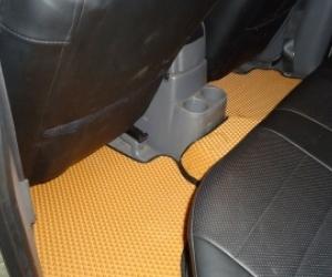 Автомобильные коврики Mazda Bt-50 (2006 - 2011)