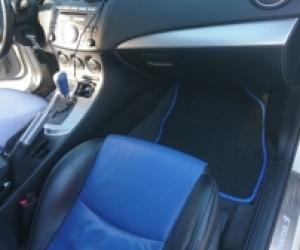 Автомобильные коврики Mazda 3 (BM)(2013- 2018)