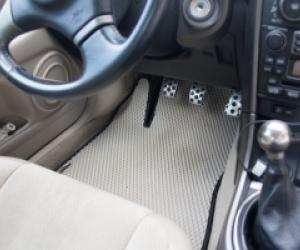 Автомобильные коврики Lexus LS II (1994 - 2000)
