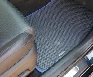 Автомобильные коврики Kia Optima III (TF) (2010 - 2015)