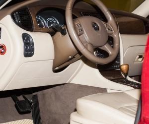 Автомобильные коврики Jaguar X-Type (2001 - 2009)