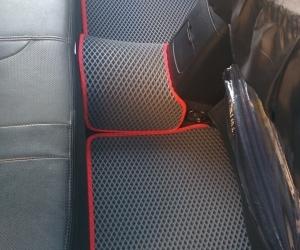 Автомобильные коврики Geely Emgrand X7 (2011 - 2016)