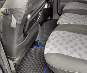 Автомобильные коврики Ford C-MAX I (C214) (2003 - 2010)