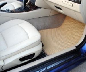 Автомобильные коврики BMW 3 V (Е93) Кабриолет (2005 - 2013)