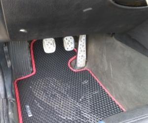 Автомобильные коврики BMW 3 III (E36) Купе (1990 - 2000)