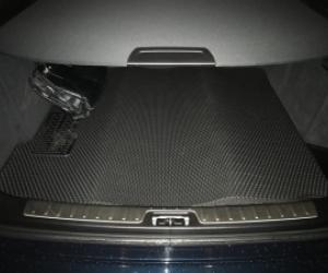 Автомобильные коврики BMW X6 I (E71) (2007 - 2014)