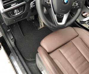 Автомобильные коврики BMW X3 III (G01) (2017 - ...)