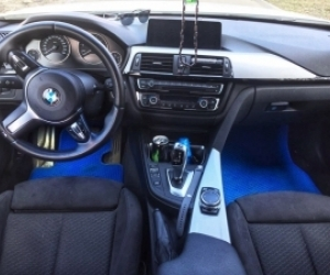 Автомобильные коврики BMW 4 I (F32) купе (2013 - ...)