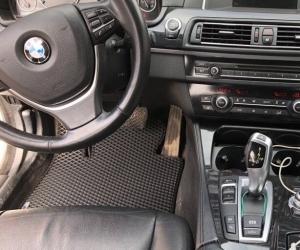 Автомобильные коврики BMW 5 VI (F10) (2009 - 2013) Дорестайлинг