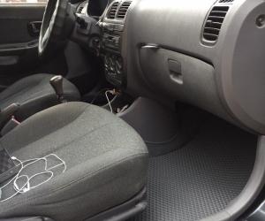 Автомобильные коврики Hyundai Accent II (LC) (1999 - 2012)