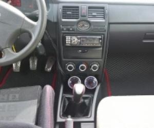 Автомобильные коврики LADA (ВАЗ) Priora Седан (2007 - 2018)
