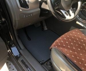 Автомобильные коврики Kia Sportage III (SL) (2010 - 2016)