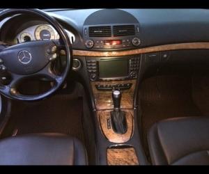 Автомобильные коврики Mercedes-Benz E-Class III (W211) Седан (2002 - 2009)